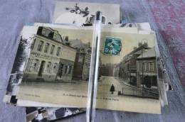 Rosoy Sur Serre Rue De Paris Restaurant Chapellerie 1909 Aisne 02 - Francia