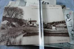 Tancarville Les Bords Du Canal Seineinfèrieure 76 Seine Maritime Normandie - Tancarville