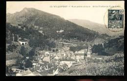 48 VILLEFORT / Vue Panoramique / - Villefort