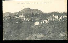 48 VILLEFORT / La Borne Pittoresque, Planchamp / - Villefort