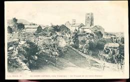 48 VILLEFORT / La Garde-Guérin, Le Village Et Le Vieux Château / - Villefort