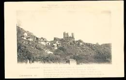 48 VILLEFORT / Château Du Tournel / - Villefort
