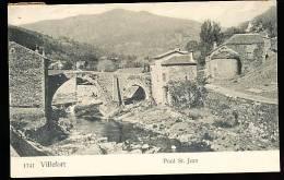 48 VILLEFORT / Pont Saint Jean / - Villefort
