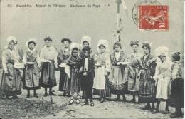 DAUPHINÉ - MASSIF DE L'OISANS - COSTUMES DU PAYS - E.R. SCAN R/V - Vestuarios