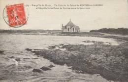 56 - CPA Presqu'ile De Rhuys - Un Coin De La Pointe De Penvins En Sarzeau Et Chapelle ND De Penvins - Sarzeau