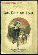 Les Rois En Exil  - Alphonse Daudet - Ed. Modern Biblioteque  (senza Data) Rif.  L583 - Non Classificati