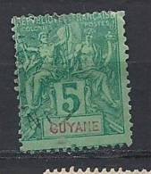 GUYANE TYPE GROUPE  N� 33 OBL TTB
