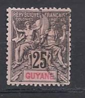 GUYANE TYPE GROUPE  N� 37 OBL TTB