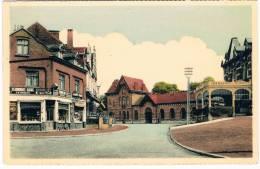 B4137    GENVAL : La Gare - Rixensart