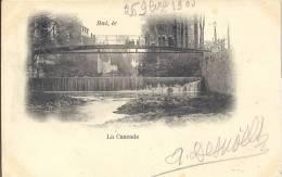HALLE  1900   HAL  LA CASCADE - Halle