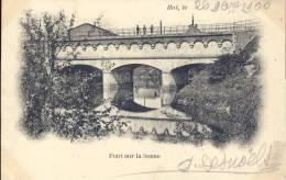 HALLE  1900   HAL  PONT SUR LA SENNE - Halle