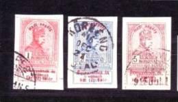 Ungarn Nr. 159-61   O  ( A9098  ) Siehe Scan - Hongrie