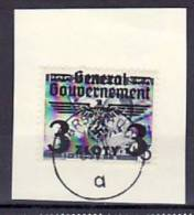 Generalgouverment   Nr.29    O(a9169  ) Siehe Scan - Occupation 1938-45