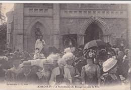 LE RECULEY/14/A Notre-Dame Du Bocage Un Jour De Fête/ Réf:C0172 - Cartes Postales