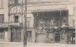 PARIS MONTMARTRE (cabarets Artistiques  ) - Distretto: 18