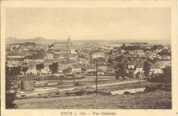 ESCH SUR ALZETTE 1935    ESCH S. ALZ.  VUE GENERALE - Esch-sur-Alzette