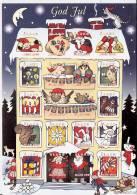 NOEL:ALAND:feuille De Vignettes Pour NOEL 1999.feuille Complète.Parfaite.RARE. - Nouvel An