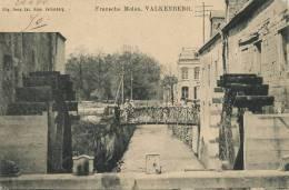 Valkenberg Katwijk Fransche Molen Moulin Eau Roue Aube Water Mill P. Used - Valkenburg