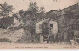 PARIS ( .vieux Montmartre  ) - Distretto: 18