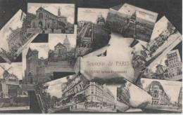 PARIS ( Souvenir Du Xviiieme ) - Distretto: 18