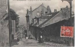 .MONTMARTRE ( Rue Du Mont Cenis ) - Distretto: 18