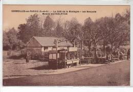 CORMEILLES EN PARISIS : Le Café De La Montagne - Les Bosquets - Maison Watrin-Piton - Très Bon état - Cormeilles En Parisis