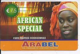 AFRICAN SPECIAL - € 7.5 - ARABEL - Frankrijk