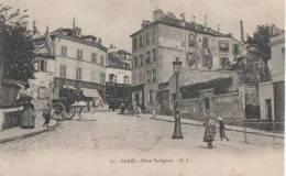 PARIS ( Place Ravignan ) - Distretto: 18
