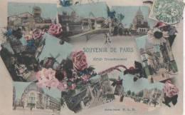 PARIS ( Souvenir De Paris Xviiieme ) - Distretto: 18