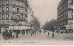 PARIS ( L' Avenue De St Ouen ) - Distretto: 18