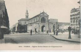 PARIS (eglise Nd De Clignancourt ) - Distretto: 18