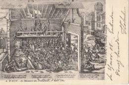 52 WASSY  Historique   MASSACRE Des PROTESTANTS En 1562 - Wassy