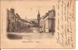 PUTTE CAPELLEN Hollandsch Grens Hoelen Cappellen  Nr 58 1901 Stempel - Putte
