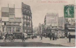 PARIS ( Place Blanche Et Rue Lepic ) - Distretto: 18