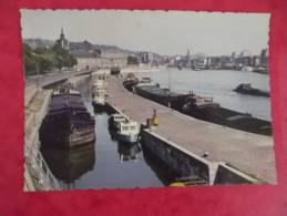 Cp  Liege  La Meuse Et Le Pont - Liege