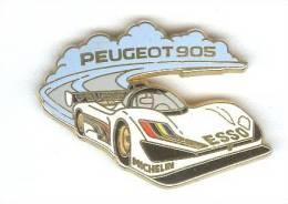 AUTOMOBILE PEUGEOT 905 F1 LE MANS MICHELIN (ARTHUS BERTRAND) - Peugeot