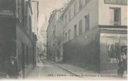 PARIS (.la Rue St Rustique A Montmartre ) - Distretto: 18