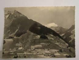 Ak - Fontanella Gegen Faschina , Vlbg - Austria
