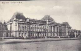 Belgium Brussels Palais du Roi 1911