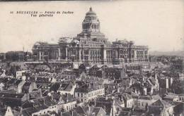 Belgium Brussels Palais de Justice Vue generale 1919