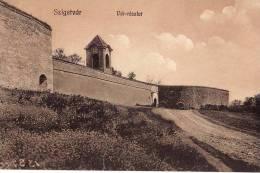 AK UNGARN  HUNGARY SZIGET VAR-RESZLET ,KOZARY EDE,SZIGETVAR - 1913. OLD POSTCARD - Ungarn