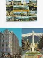 Austria Innsbruck   6 Cards  A-199 - 5 - 99 Postcards