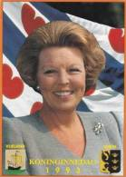 Royal Family  Of The Netherlands  ( E 5 - Familles Royales