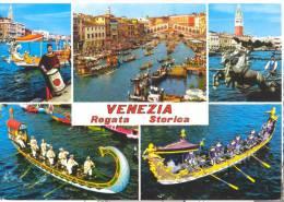 Italie - Italia - Venise - Venezia - Regata Storica - Venezia (Venice)