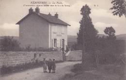CPA  - 71 - VEROSVRES - La Poste - Sonstige Gemeinden