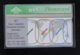 GREAT BRITAIN  -   BRITISH TELECOM PHONECARD ( 10 UNITS ) - United Kingdom