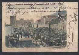 AK CROATIA-TRAU-TROGIR -1891 - Croatia