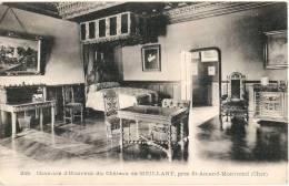 Château De MEILLANT - Chambre D'honneur  -  Près Saint Amand Montrond  Neuve TTB - Saint-Amand-Montrond