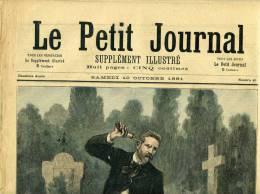 Le Petit Journal, Suicide  Général Boulanger, Ixelles, St Gaudens, Cagire, Ours Du Cagyre,moutons, Haute Garonne, Juzet - Giornali