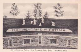Maine Winthrop Notre Dame De Fatima Les Freres Du Sacre Coeur Al